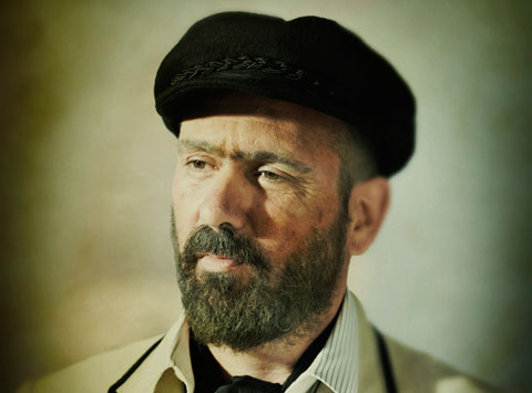 Mark Eitzel at St Margarets Church, Whalley Range, Manchester